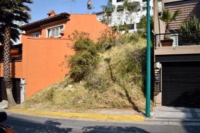 Terreno En Hda De Las Palmas Para Casa, Privada Con Vigilanc