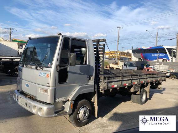Ford Cargo 815 Carroceria 6m