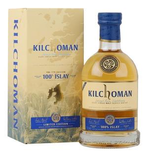 Whisky Single Malt Kilchoman Islay E/limitada Origen Escocia