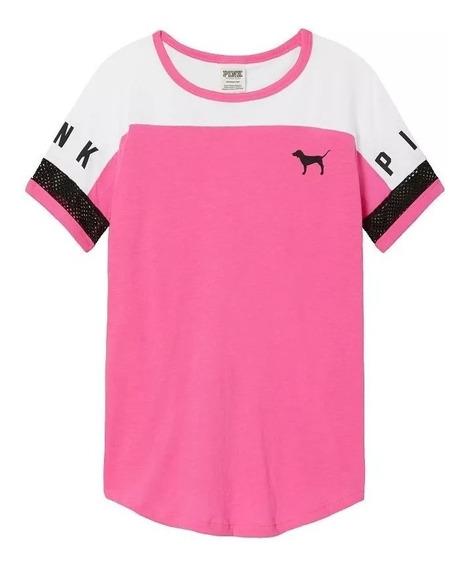 Remera Pink Victoria