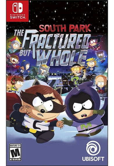 South Park: The Fractured But Whole Switch Mídia Física