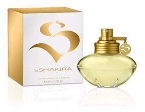 Perfume Shakira S Edt 80ml Feminino Original Lacrado