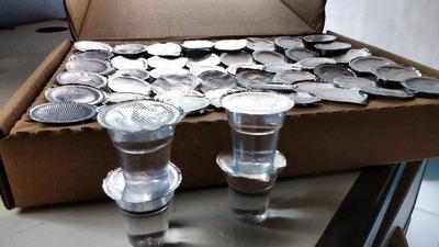 Calice Com Agua Para Campanhas Evangelicas 48 Unidades