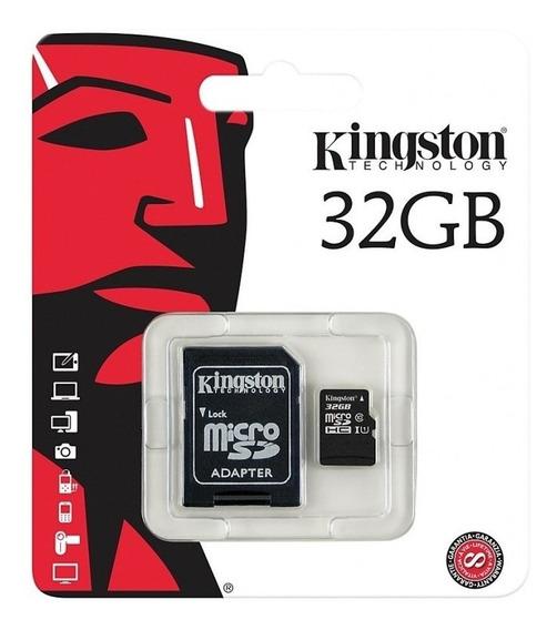 Memoria Micro Sd Kingston 32 Gb.