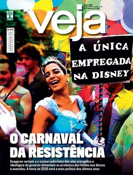 Revista Veja, Ed. 2675, A 53, N. 9, 26 De Fevereiro De 2020
