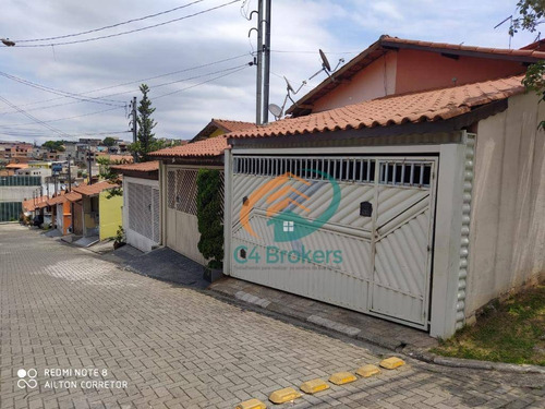 Imagem 1 de 22 de Casa Com 2 Dormitórios À Venda, 125 M² Por R$ 400.000,00 - Jardim Albertina - Guarulhos/sp - Ca0266