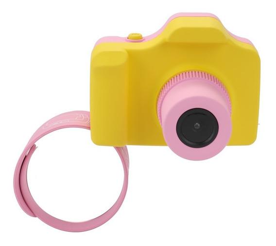 Mini Câmera Digital Colorida Para Crianças Ncg