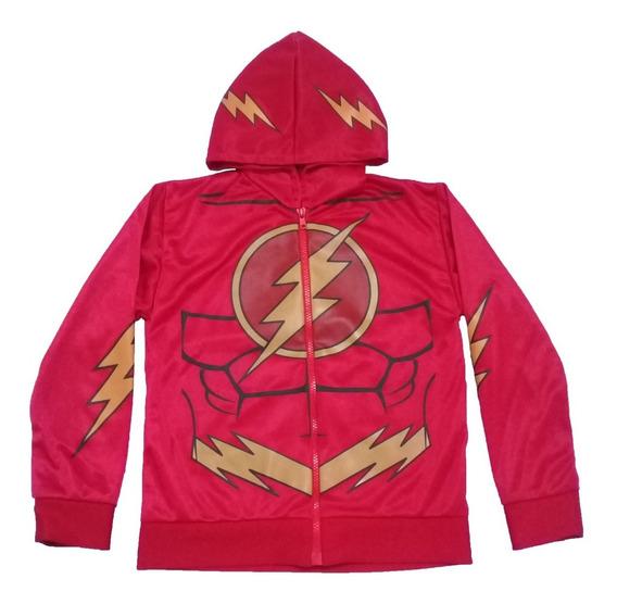 Chaqueta Super Heroe Flash