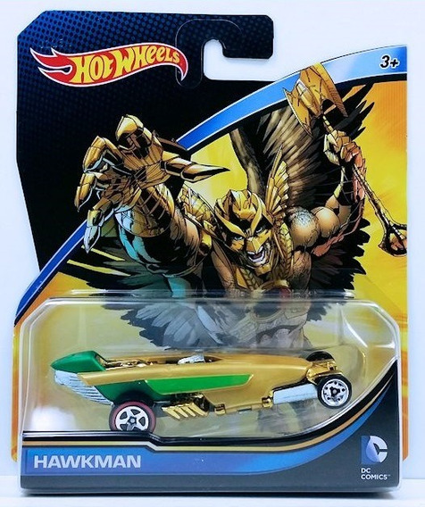 Hot Wheels Hawkman - Mattel | Cft34