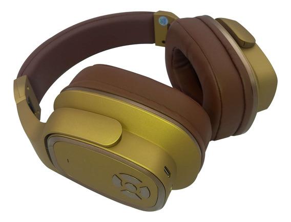 Fone De Ouvido Bluetooth Basike Fon0018 Microfone Micro Sd