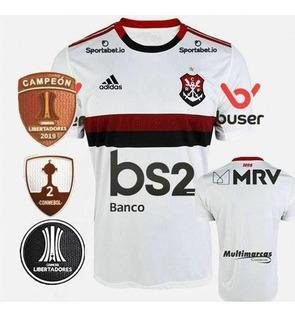 Camisa Reserva Flamengo adidas 25 Dias Úteis