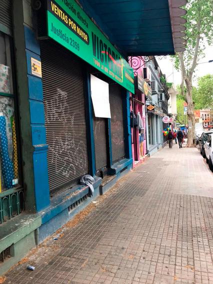 Oportunidad En La Zona Mayorista. Justicia Casi A. Grande.