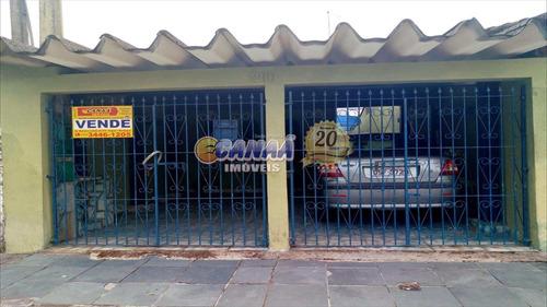 Casa Com 1 Dorm, Balneário Itaguai, Mongaguá - R$ 150 Mil, Cod: 6653 - V6653