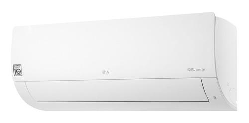 Imagen 1 de 6 de Aire Acondicionado Split LG Dual Cool Inverter  5500 F/c