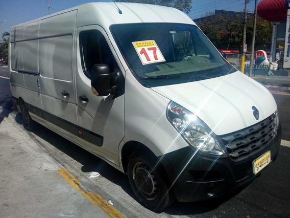 Renault Master 2.3 Frugão L3h2 5p 13m3 2017