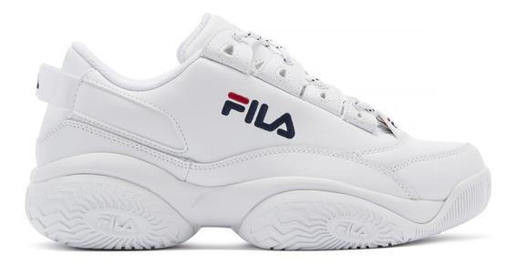 Tenis Fila Provenance Blanco 1xm00004-125 Fl0269