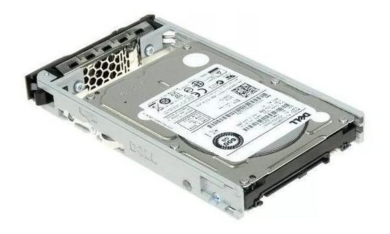 Hd Dell 600gb 6g 10k 2.5 Sas - Gaveta Incluso-novo - Lacrado