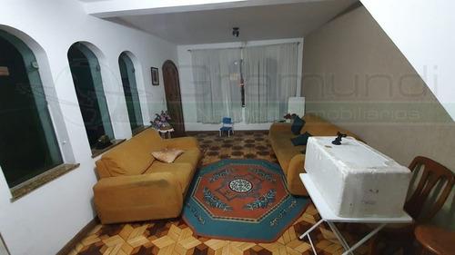 Casa Sobrado Para Venda, 3 Dormitório(s), 260.0m² - 6845