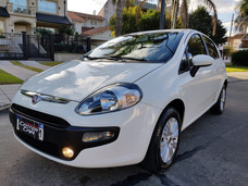 Fiat Punto 1.4 Attractive Pack Top Uconnect 2016 $330000