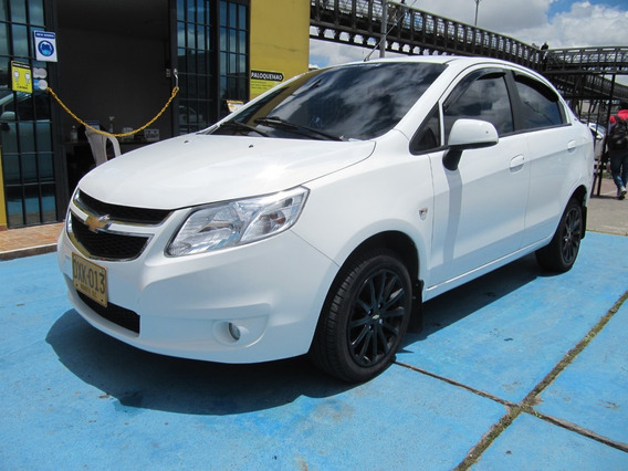 Chevrolet Sail Ltz Limited 1400cc Mt Aa