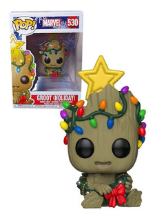 Funko Pop Holiday Groot With Wreath