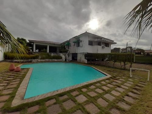 Imagem 1 de 28 de Casa Com 3 Dormitórios À Venda, 1007 M² Por R$ 1.750.000,00 - Capim Macio - Natal/rn - Ca7384