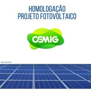 Imagem 1 de 1 de Projeto Fotovoltaico