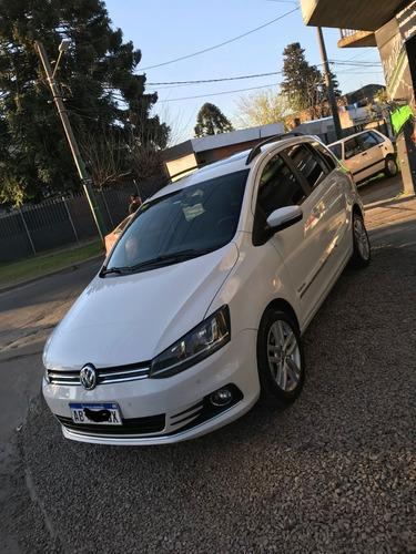 Imagen 1 de 15 de Volkswagen Suran 1.6 Highline Techo Y Cuero
