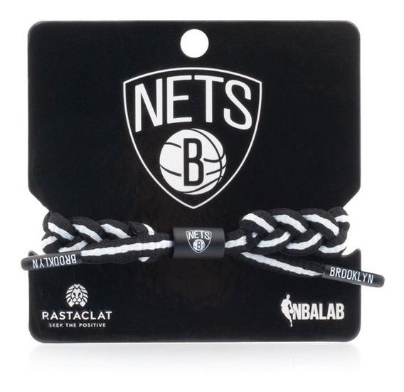 Pulseira Rastaclat Nba Brooklyn Nets