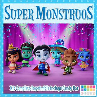 Super Monstruos Netflix En Mercado Libre Argentina