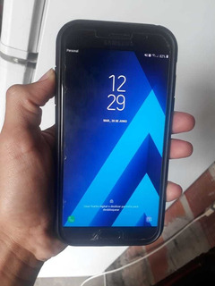 Celular Samsung A7 2017 3ram 32gb Almacenamiento