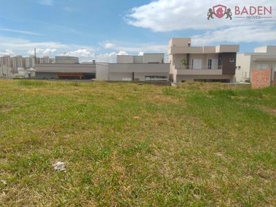 Terreno - Condomínio Real Park - Sumaré, Sp - Te00358