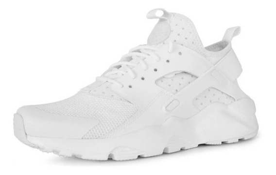 Zapatillas Nike Air Huarache Blancas Hombre Y Mujer