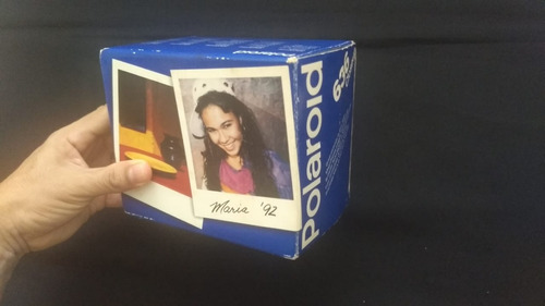 Câmera Fotográfica Polaroid 636 Instant Closeup