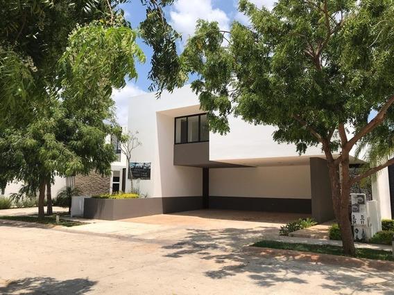 Casa En Condominio En Santa Gertrudis Copo, Mérida