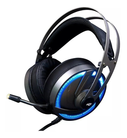 Headset Gamer C3tech Ph-g300si Goshawk C/microfone P2+usb