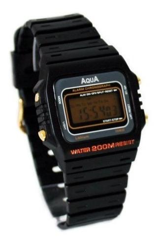 Relógio Bolsonaro Aqua À Prova D'agua Aq-37 Barato