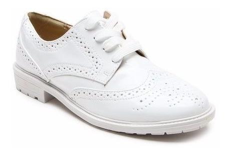 Sapato Feminino Oxford Facinelli 51401 - Maico Shoes