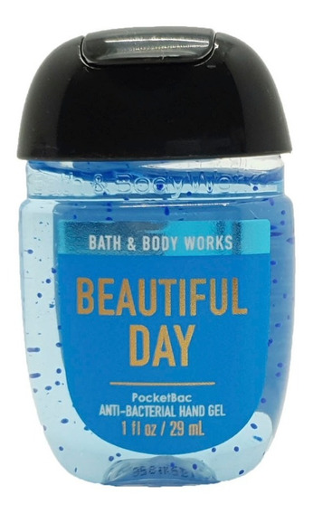 Antibacterial Hand Gel Bath & Body Works Beautiful Day 29 Ml