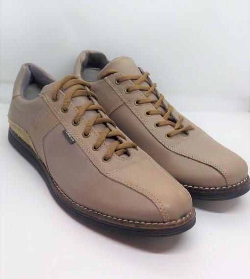 Zapatos Zapatillas Cuero Careva Art 2012 Zona Zapatos