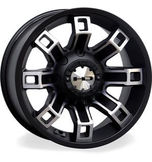 4 Roda Off Road 17 Hd 5x120 Vw Amarok V6 Extreme Or01 Bd Raw