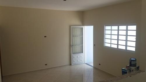 Casa Térrea Nova No Jardim Bandeirante - Cs-1801