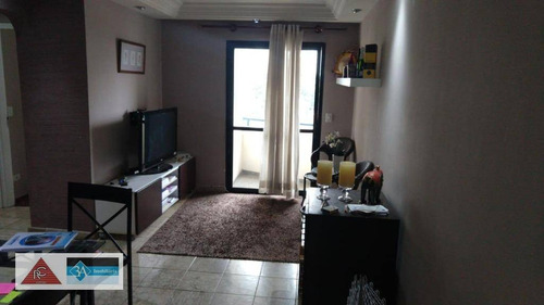 Imagem 1 de 28 de Apartamento Com 2 Dormitórios À Venda, 65 M² Por R$ 530.000,00 - Tatuapé - São Paulo/sp - Ap6200