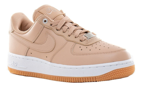 Zapatillas Nike Air Force 1 07 Prm Pink - Mujer