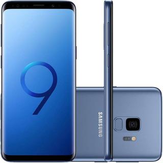 Smartphone Samsung Galaxy S9 128gb Câmera 12mp - Azul