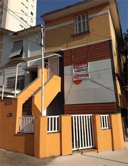 Casa Comercial De Esquina, Contendo 6 Salas, 3 Banheiros, Depósito, Próxima Ao Metro Paraiso - 226-im388944