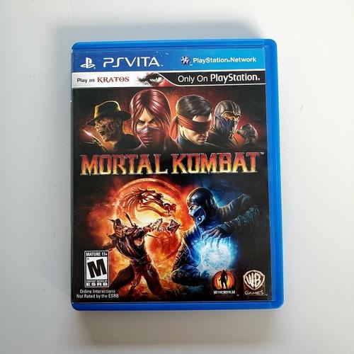 Mortal Kombat Original Psvita