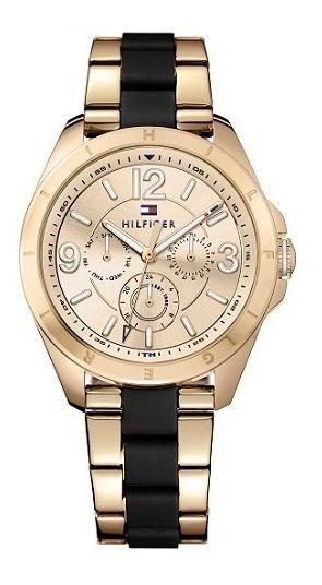 Relógio Tommy Hilfiger Feminino Aço Rosé 1781770 Original