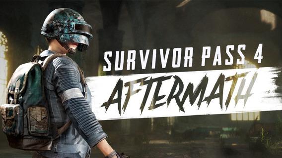 Pubg - Survivor Pass 4: Aftermath Dlc Steam Cd Key Pc