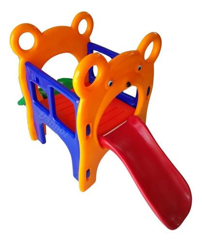 Escorregador Infantil Play Ursinho - Play Urso - Até 4 Anos